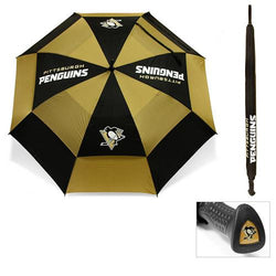 Pittsburgh Penguins NHL 62 inch Double Canopy Umbrella