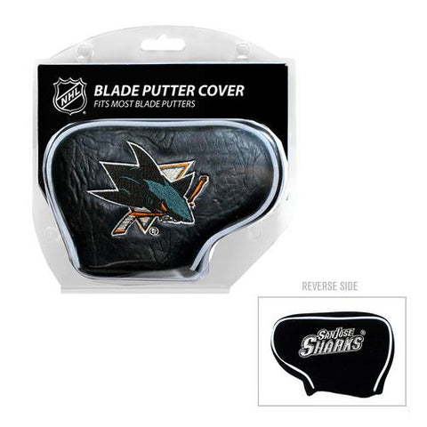 San Jose Sharks NHL Putter Cover - Blade