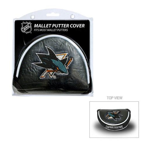San Jose Sharks NHL Putter Cover - Mallet