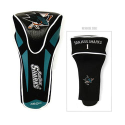 San Jose Sharks NHL Single Apex Jumbo Headcover
