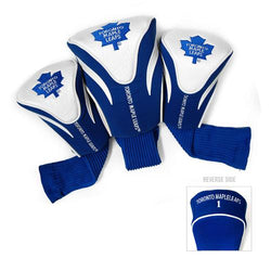 Toronto Maple Leafs NHL 3 Pack Contour Fit Headcover