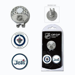 Winnipeg Jets NHL Cap Clip