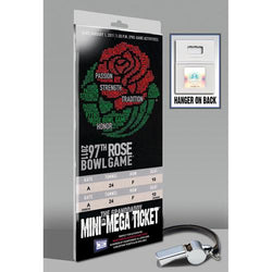 2011 Rose Bowl Mini-Mega Ticket - TCU