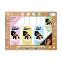 Worthy Baby Gift Set MLB Baltimore Orioles