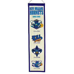 New Orleans Hornets NBA Heritage