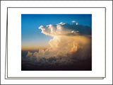 Thunderhead at 30,000 Feet