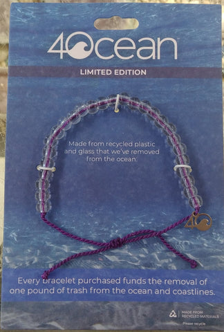Monk Seal Bracelet by 4 Ocean