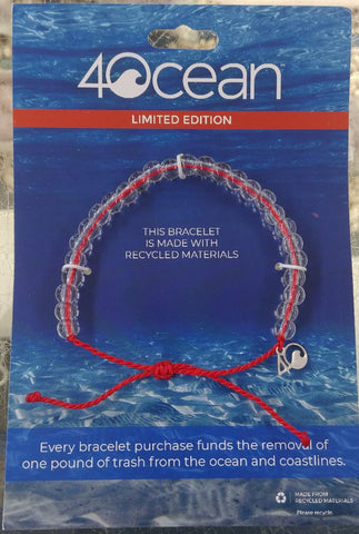 Overfishing Bracelet by 4 Ocean