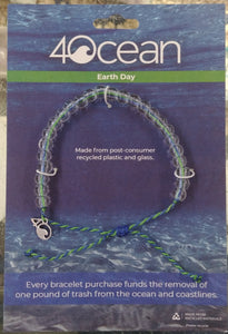 Earth Day Bracelet by 4 Ocean
