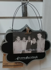 """Friends Forever"" Hanging Picture Frame"