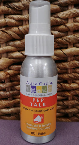 Pep Talk Essential Oil Blend Mist