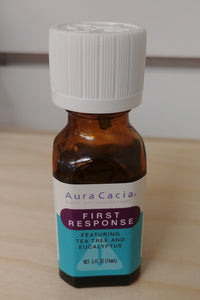 First Response .5 oz Essential Oil Blend