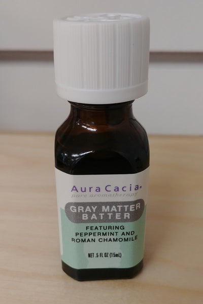Grey Matter Batter .5 oz Essential Oil Blend