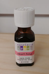 Heart Song .5 oz Essential Oil Blend