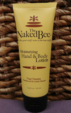 Nag Champa Hand Body Lotion 2.25 oz