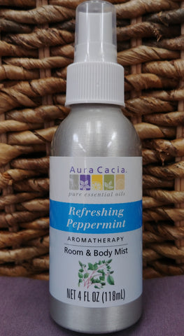 Peppermint Refreshing Room And Body Mist