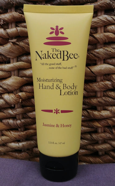 Jasmine / Honey Hand Body Lotion 2.25 oz