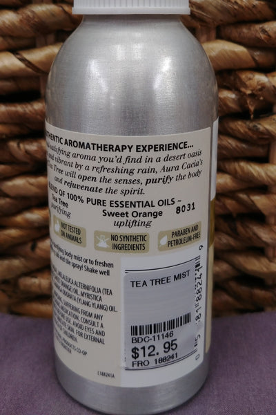 Tea Tree Purifying Room And Body Mist