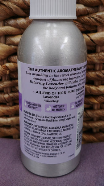 Lavender Relaxing Room And Body Mist
