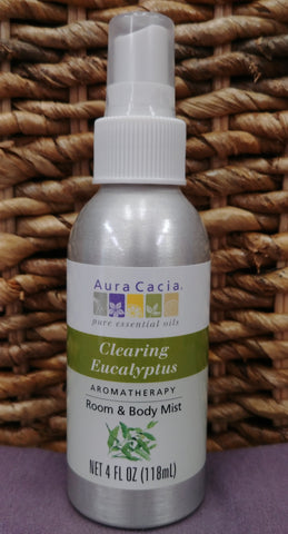 Eucalyptus Clearing Room And Body Mist