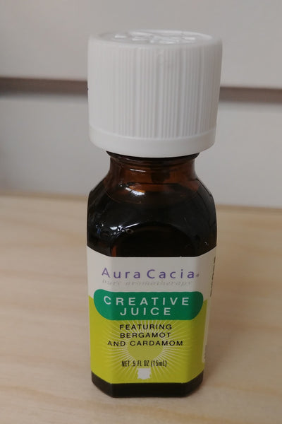 Creative Juice .5 oz Essential Oil Blend