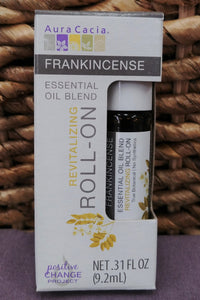 Frankincense Revitalizing Essential Oil Roll-On
