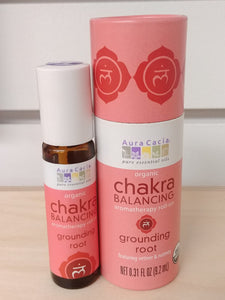 Root Chakra Grounding Aromatherapy Roll-On