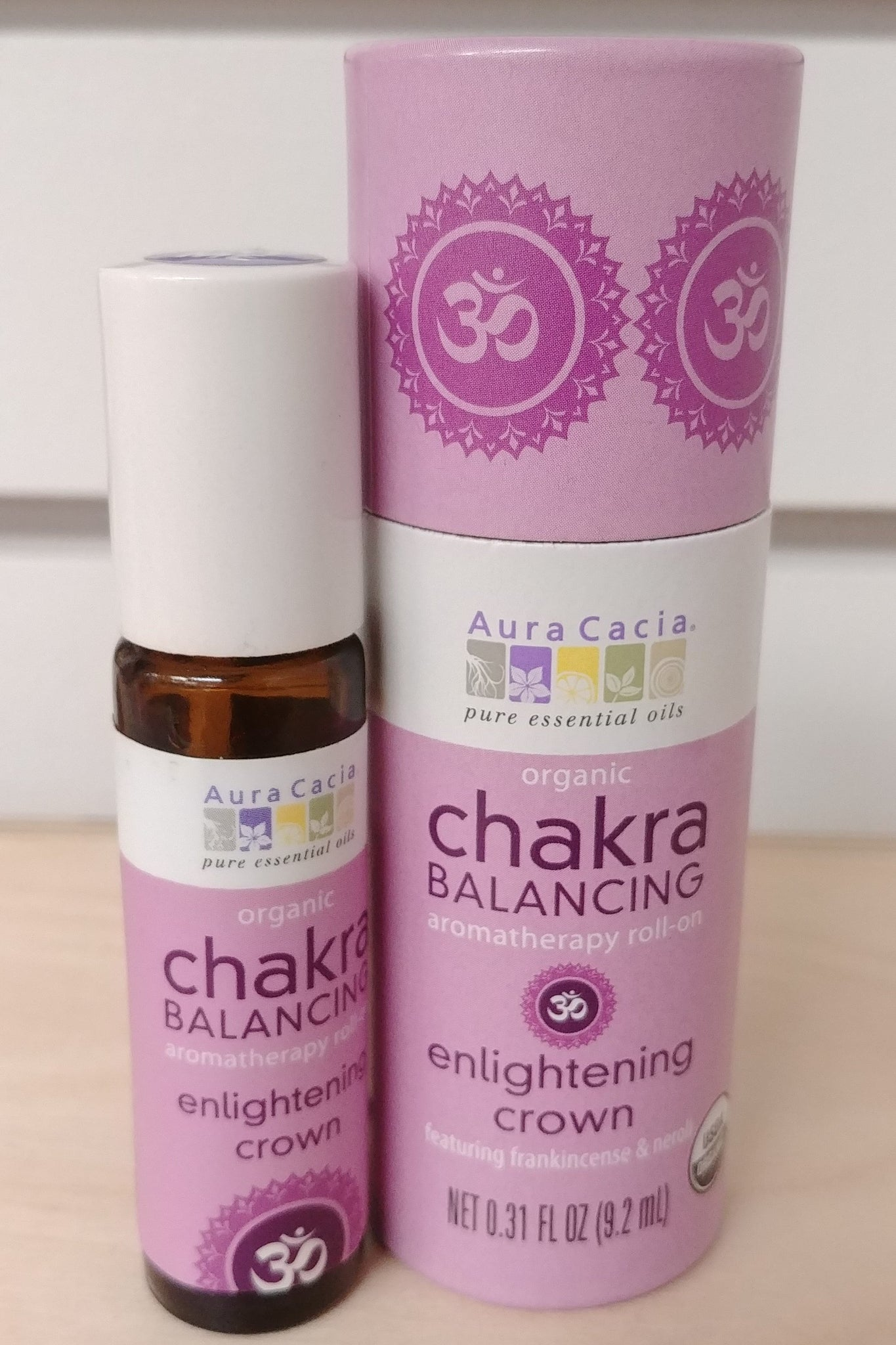 Crown Chakra Enlightening Aromatherapy Roll-On