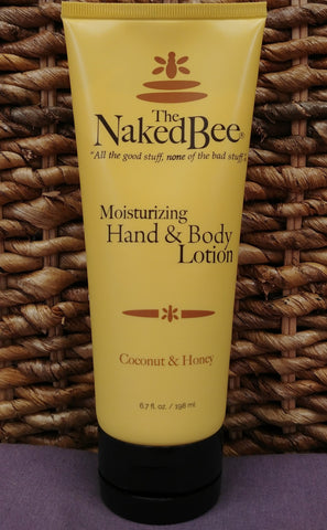 Coconut / Honey Hand Body Lotion 6.7 oz