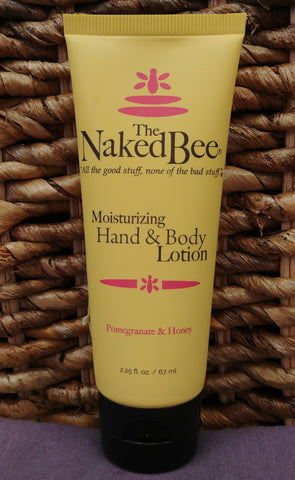 Pomegranate / Honey Hand Body Lotion 2.25 oz