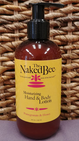 Pomegranate / Honey Hand Body Lotion 8 oz