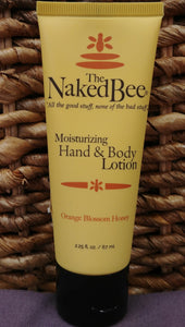 Orange Blossom Honey Hand Body Lotion 2.25 oz