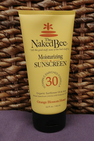 Orange Blossom Hooney SPF 30 Sunscreen