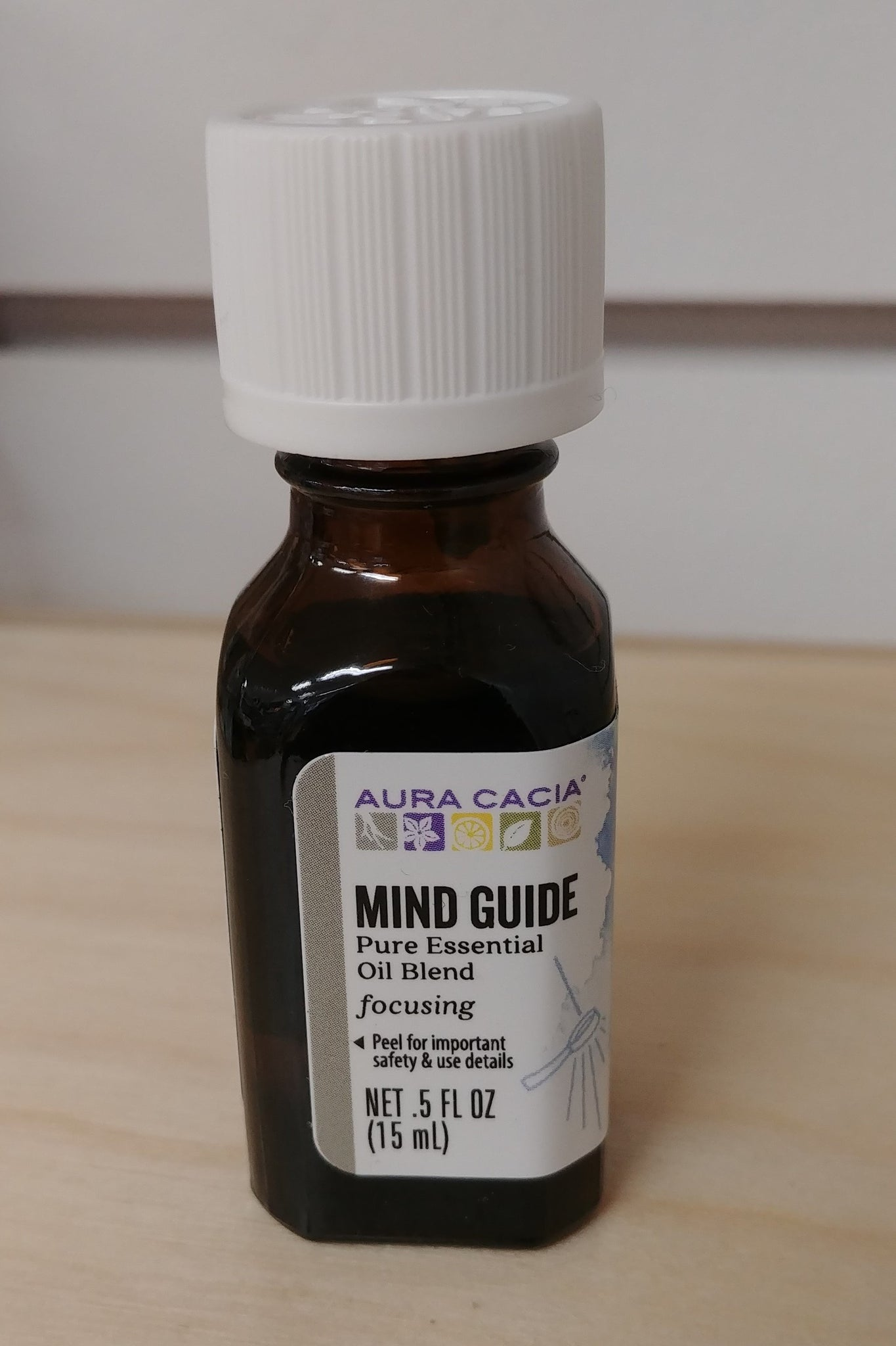 Mind Guide .5 oz Essential Oil Blend