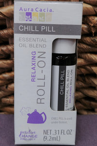 Chill Pill Relaxing Essential Oil Roll-On