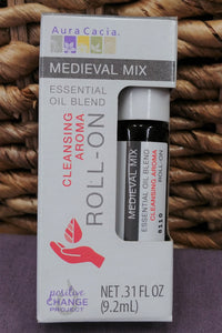 Medieval Cleansing Aroma Essential Oil Roll-On