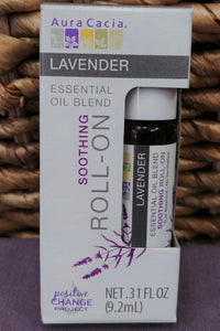 Lavender Soothing Essential Oil Roll-On