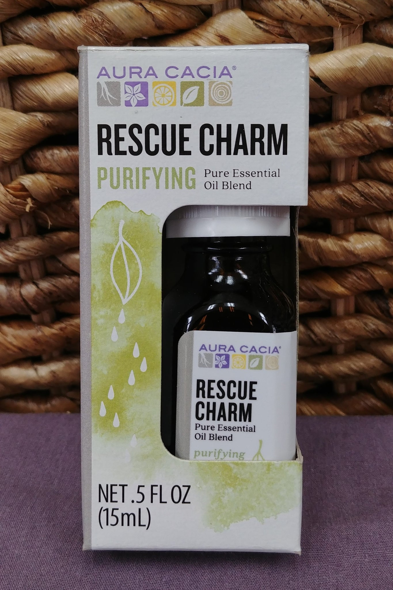 Rescue Charm Purifying Essential Oil Blend