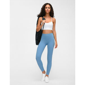 Fashion Forward 21 - Cornflower Blue Seamless Max Support Leggings