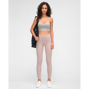 Fashion Forward 21 - LavenderBlush Seamless Max Support Leggings