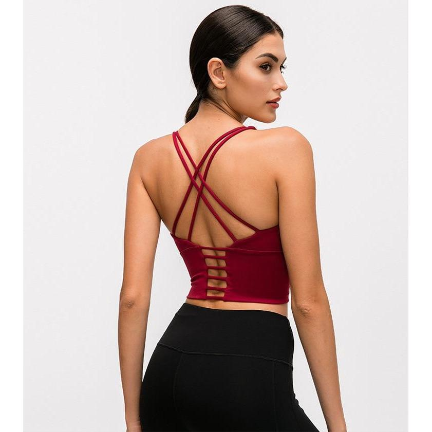 Load image into Gallery viewer, Fashion Forward 21 - Red Spaghetti Strap Top
