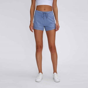 Load image into Gallery viewer, Speed Pocket Shorts - Ice Blue