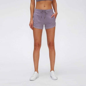 Speed Pocket Shorts - Purple
