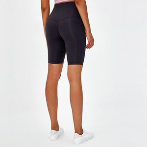 Load image into Gallery viewer, Fashion Forward 21 - PERFORM High Waist Cycling Shorts - Black