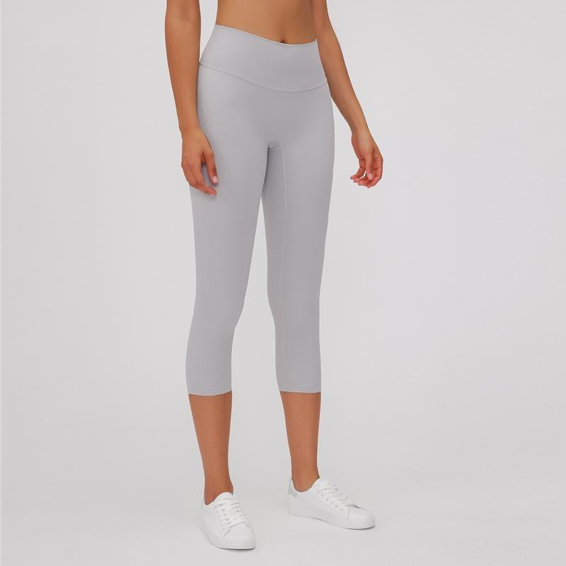 Load image into Gallery viewer, Fashion Forward 21 - White Ankle Seamless Leggings
