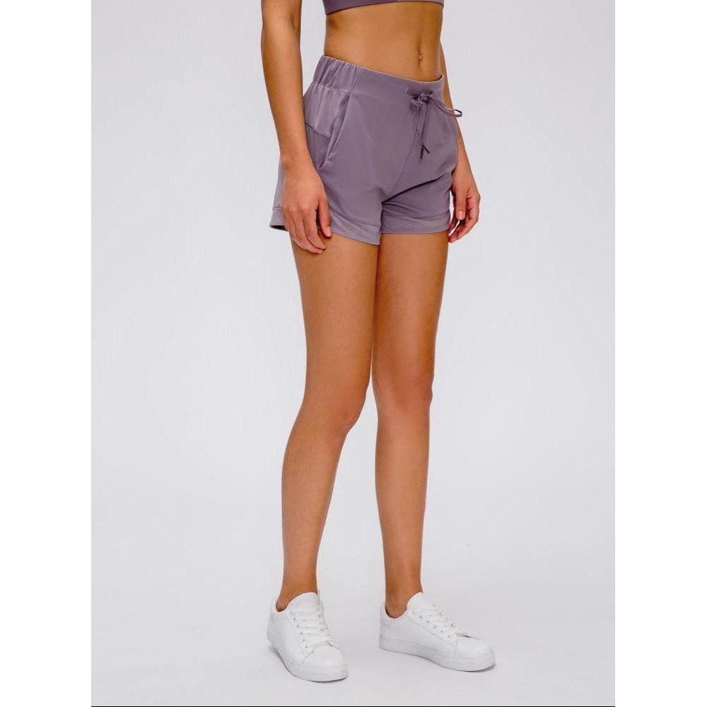 Load image into Gallery viewer, Speed Pocket Shorts - Purple