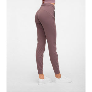 Fashion Forward 21 - Pocket Pro Sweatpants - Dark Pink