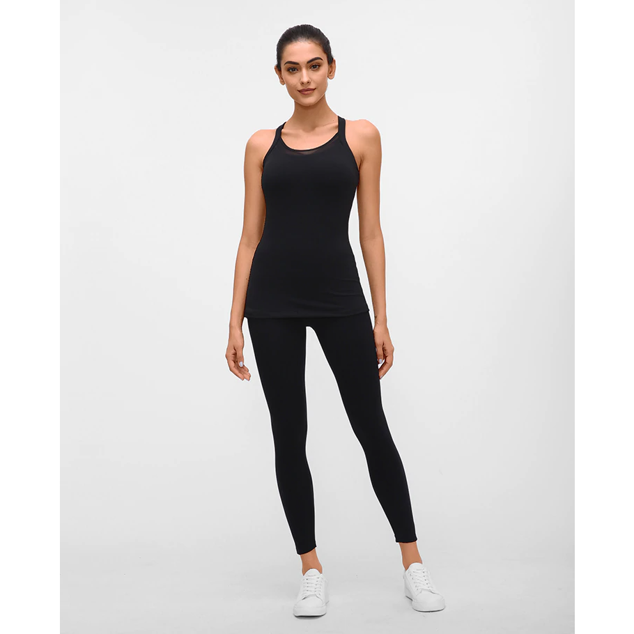 Load image into Gallery viewer, Fashion Forward 21 - Black Seamless Max Support Leggings