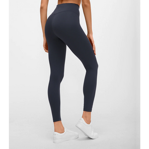 Fashion Forward 21 - DimGray Seamless Max Support Leggings