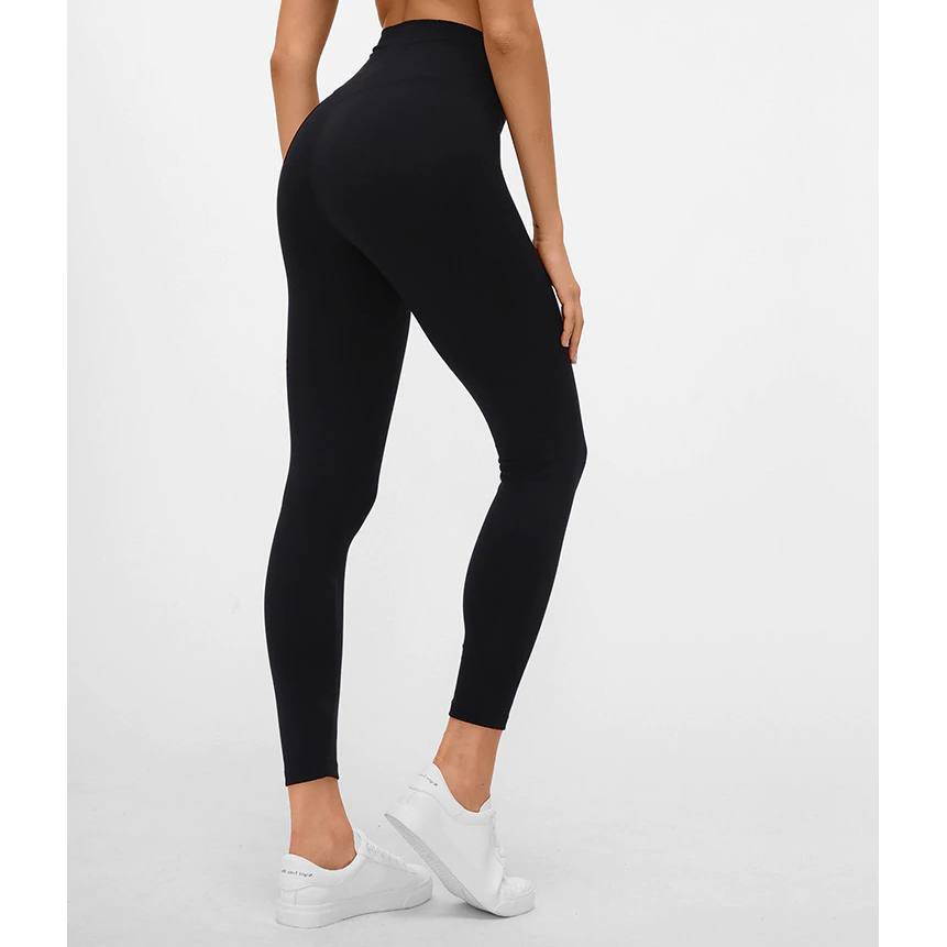 Seamless Max Support Leggings - Black